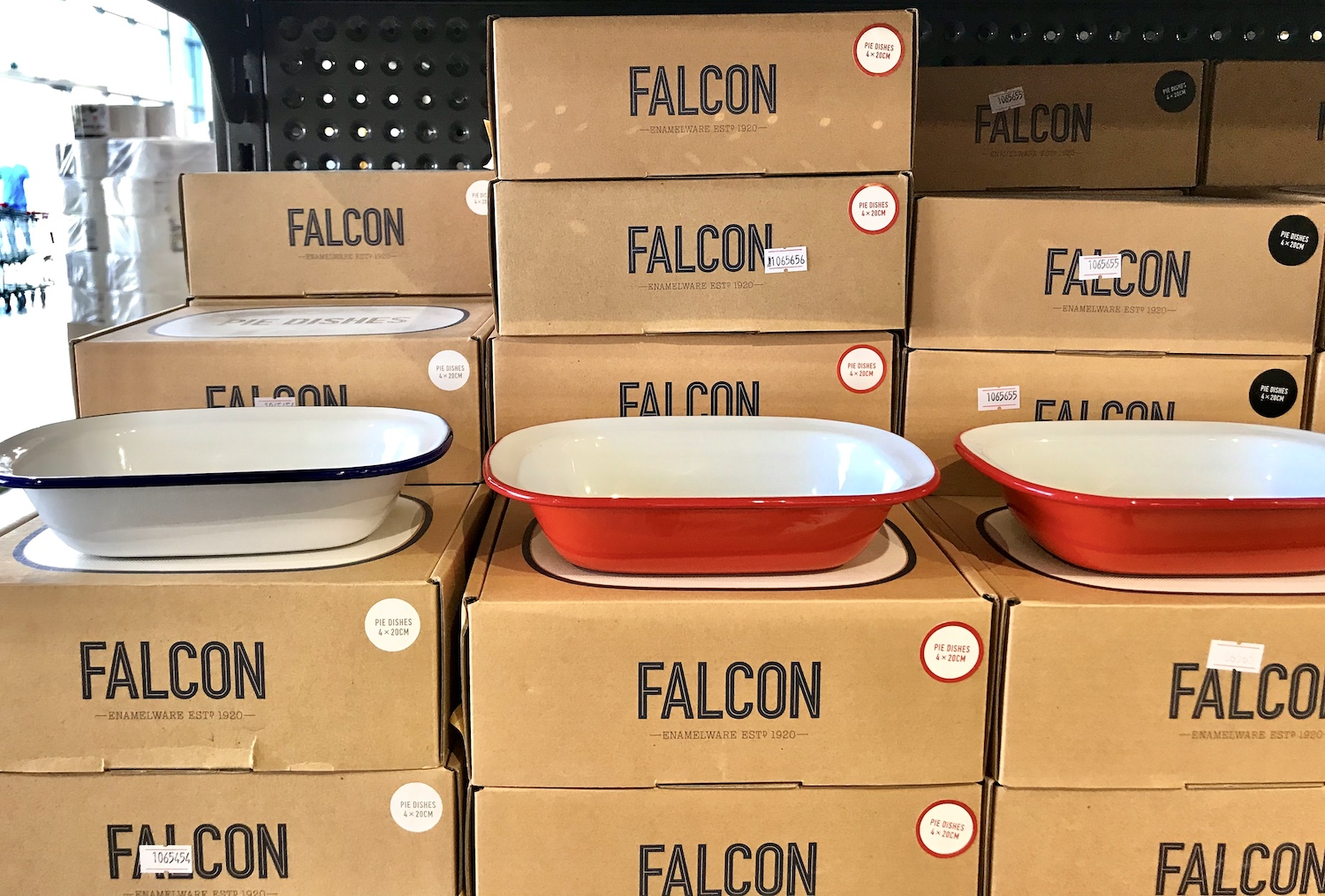 Pie dishes